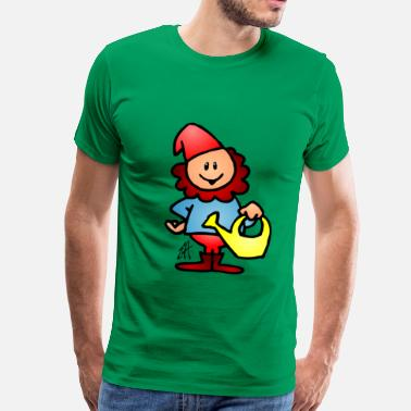 Nain Gnome - Men's Premium T-Shirt