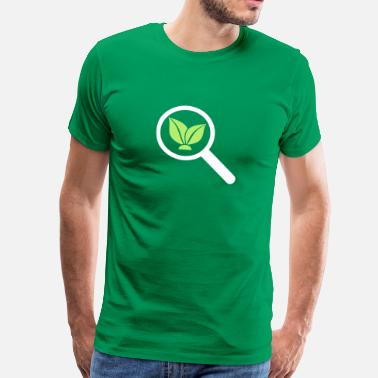 Magnifying Glass Magnifying glass - Men's Premium T-Shirt
