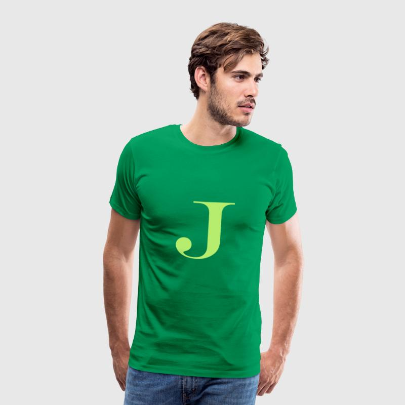 Capital J - Men's Premium T-Shirt
