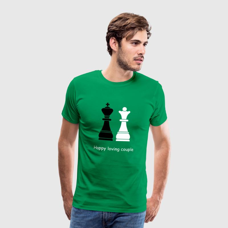 King and Queen - Mannen Premium T-shirt