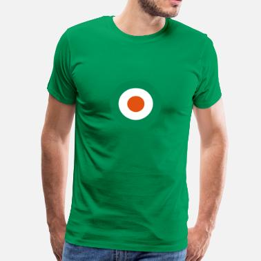 Irish Mod Irland Mod Target Ireland St. Patricks Day - Men's Premium T-Shirt