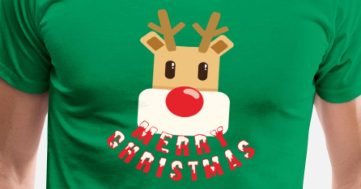 Weihnachten: Rudolph Geschenk von kuhlteez | Spreadshirt