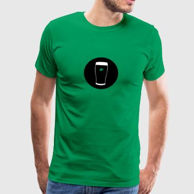 irish beer slainte - Männer Premium T-Shirt