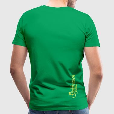 cartoon hase - Männer Premium T-Shirt
