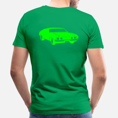 Roadhog old vintage retro car - Men's Premium T-Shirt