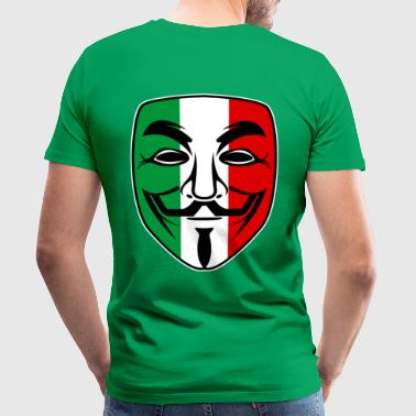 italy anonymous design - T-shirt Premium Homme