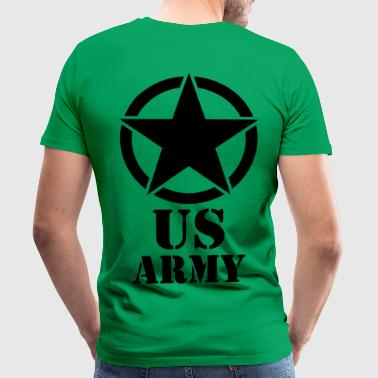 us army design - T-shirt Premium Homme
