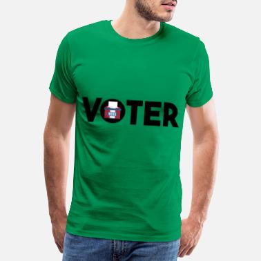 Voters Voters USA presidential election - Men's Premium T-Shirt