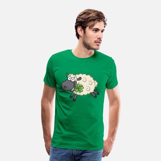 Bip Im un mouton-Je suis Standard Unisexe T-Shirt
