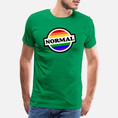 Sexe Normal2 - T-shirt premium Homme