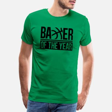 Basket baller_of_the_year_f1 - T-shirt premium Homme