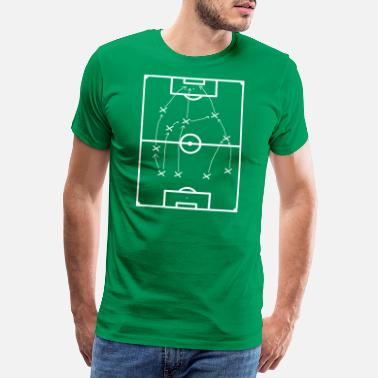 Strategy Soccer Strategy - Men's Premium T-Shirt