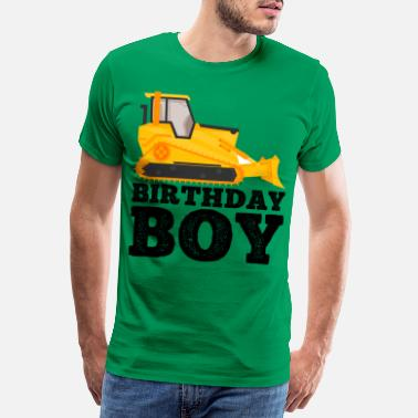 Birthday Boy Birthday Boy - Männer Premium T-Shirt