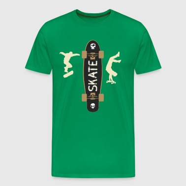 skate high2 - Men's Premium T-Shirt