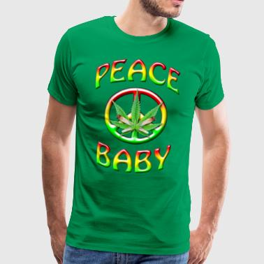 Peace Baby - Men's Premium T-Shirt