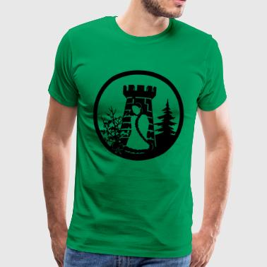 Rapunzel - Men's Premium T-Shirt