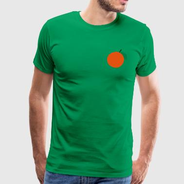 orange - T-shirt Premium Homme