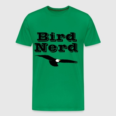 Bird nerd - Men's Premium T-Shirt