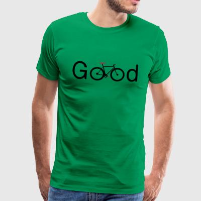 Good t-shirt for cyclists and cyclists. - Men's Premium T-Shirt