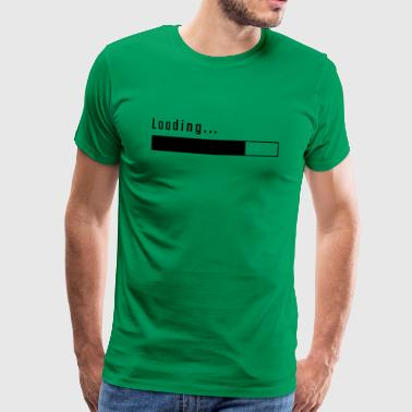 Loading - Men's Premium T-Shirt