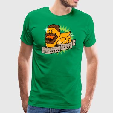 Bearded Duck - T-shirt Premium Homme