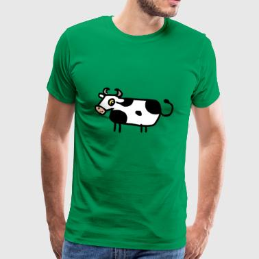 Muh - Cow - Men's Premium T-Shirt