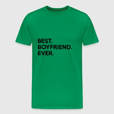 Best Boyfriend Ever.Gifts for super boyfriend.SALE - Men's Premium T-Shirt