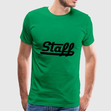 2541614 15063289 staff - Men's Premium T-Shirt