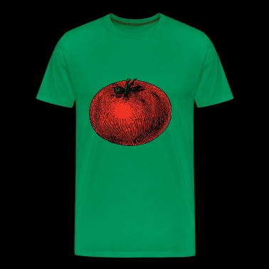 tomato tomato tomatoes veggie vegetable vegetables6 - Men's Premium T-Shirt
