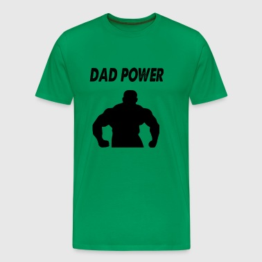 dad power - Men's Premium T-Shirt