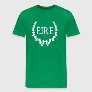 Laurel wreath Ireland  - Men's Premium T-Shirt