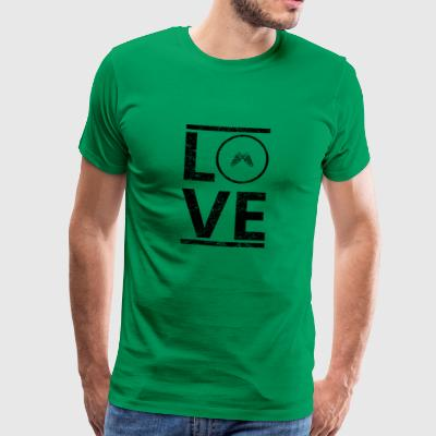 love calling king hobby master chainsaw chains - Men's Premium T-Shirt