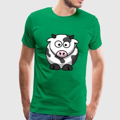 cow milk cow milk baby pregnancy pregnancy5 - Men's Premium T-Shirt