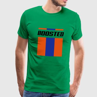 Boosted stripes - Men's Premium T-Shirt
