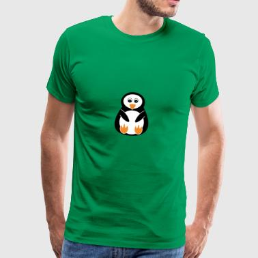 Penguin Zoo Arctic Kids Idea de regalo - Camiseta premium hombre