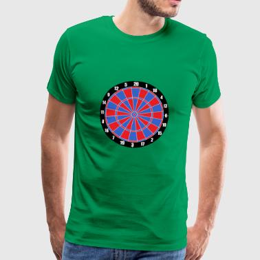 darts target target dart arrows dartboa - Men's Premium T-Shirt