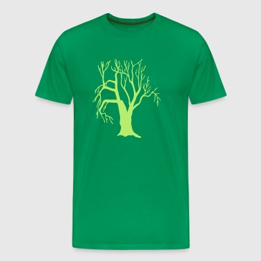 maple tree - Men's Premium T-Shirt