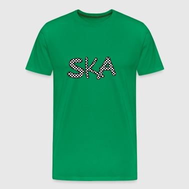 ska - Men's Premium T-Shirt