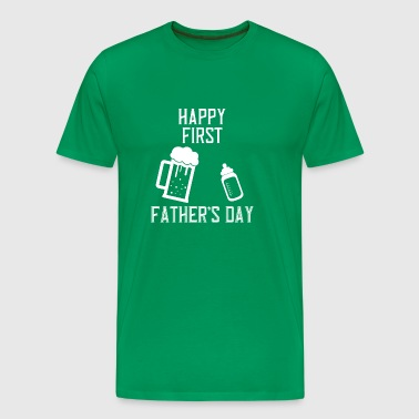 Funny - Father's Day - Men's Day - Gift - Men's Premium T-Shirt