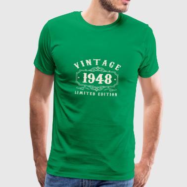 1948 Annata Regalo Di Compleanno 70 A 70 Anni Maglietta Premium