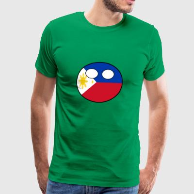 Countryball Country Home Philippines - Men's Premium T-Shirt