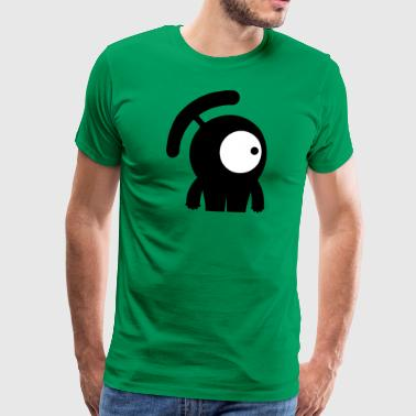 Alina de Júpiter Monster Collection Espacio - Camiseta premium hombre