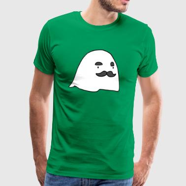 Herbert The Ghost - Premium-T-shirt herr