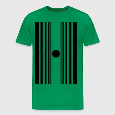 doppler effect - Premium T-skjorte for menn