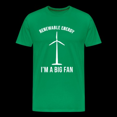 Renewable Energy Clean Energy - Men's Premium T-Shirt