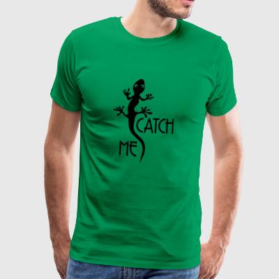 catchme blak - Men's Premium T-Shirt