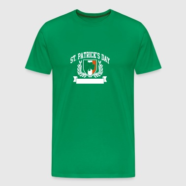 st. patricks day - Mannen Premium T-shirt