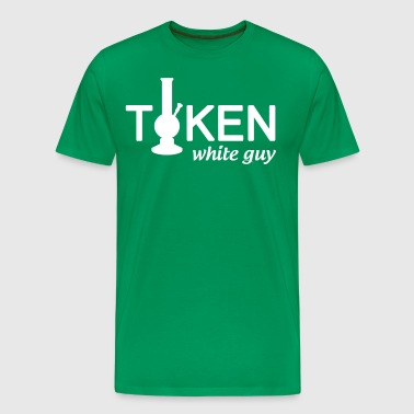 Token White Guy - Men's Premium T-Shirt