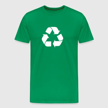 recycler recyclage - T-shirt Premium Homme
