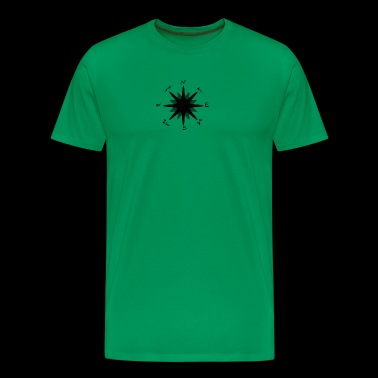 Compass compass - Men's Premium T-Shirt